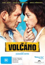The Volcano on DVD