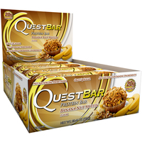 Quest Nutrition - Quest Bar Box of 12 (Banana Nut Muffin)