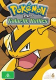 Pokemon - Season 12: Diamond and Pearl - Galactic Battles (New Packaging) on DVD