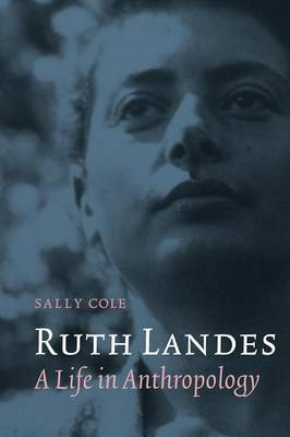 Ruth Landes by Sally Cole image