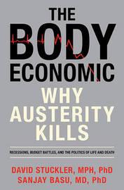 The Body Economic by David Stuckler