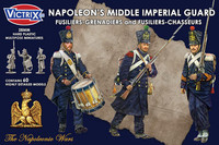 Victrix: French Middle - Imperial Guard