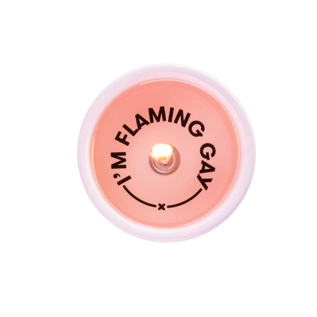 54 Celsius: Secret Message Candle - Message #2 image