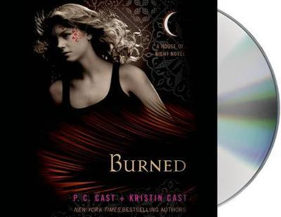 Burned by Kristin Cast image