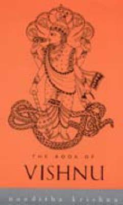 The Book of Vishnu by Krishna Nandhita