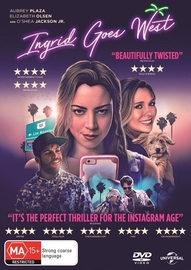 Ingrid Goes West on DVD