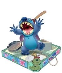 "Disney: Lilo & Stitch - 5.5"" Finders Keypers Statue"