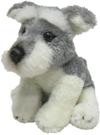 Antics: Mini Schnauzer - Mini Plush