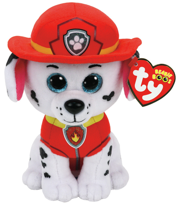 Ty: Beanie Boo: Paw Patrol - Marshall (Medium)
