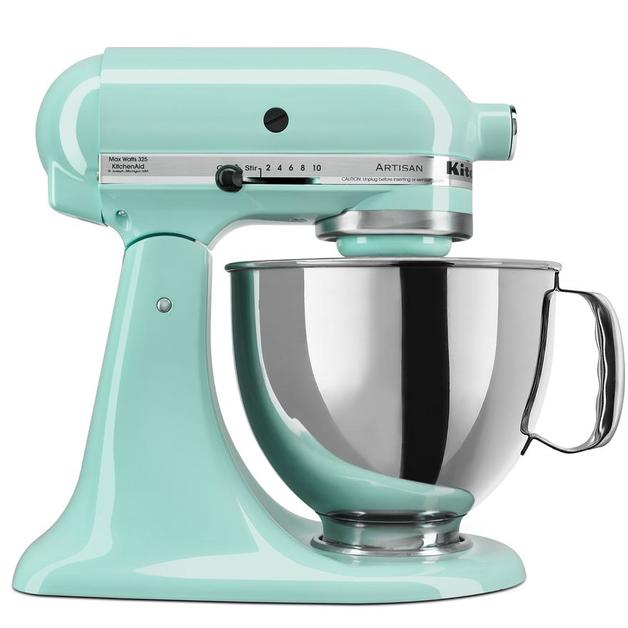KitchenAid: Stand Mixer - Ice