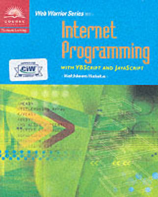 Internet Programming with VBScript and JavaScript by Katie Kalata image