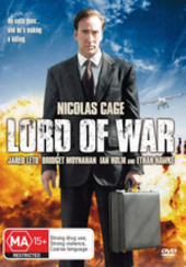 Lord of War on DVD
