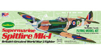 Supermarine Spitfire 1/30 Balsa Model Kit