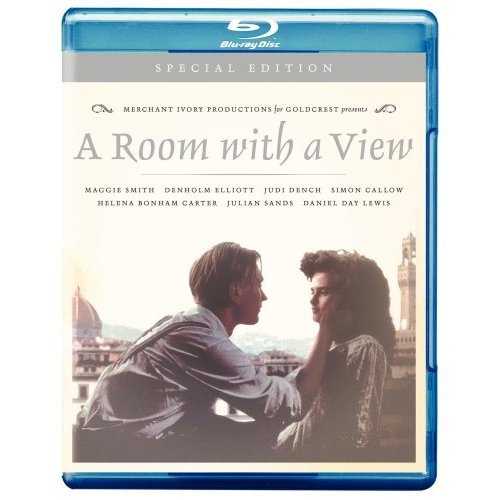 A Room with a View on Blu-ray