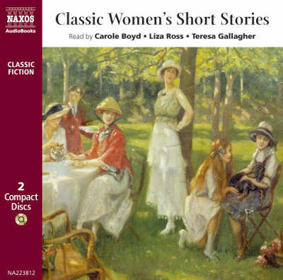 Classic Women's Short Stories by Katherine Mansfield