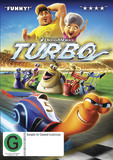 Turbo on DVD