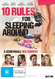 10 Rules For Sleeping Around DVD