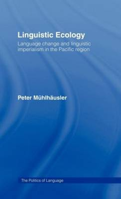 Linguistic Ecology by Peter Muhlhausler image