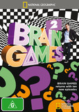 National Geographic: Brain Games 2 on DVD