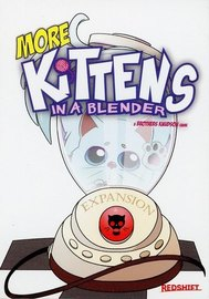 More Kittens in a Blender - Game Expansion image