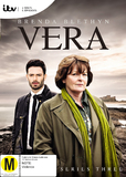 Vera - The Complete Series Three DVD
