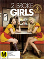 2 Broke Girls - Season 3 on DVD