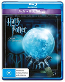 Harry Potter: Year 5 - The Order Of The Phoenix (Special Edition) on Blu-ray