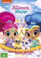 Shimmer and Shine on DVD