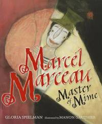 Marcel Marceau by Gloria Speilman