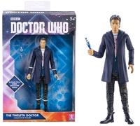 Doctor Who - Twelfth Doctor (Hoody #1) Action Figure