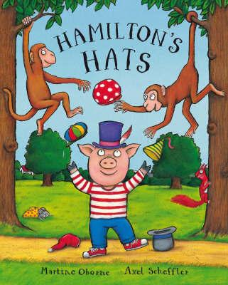 Hamilton's Hats by Martine Oborne image