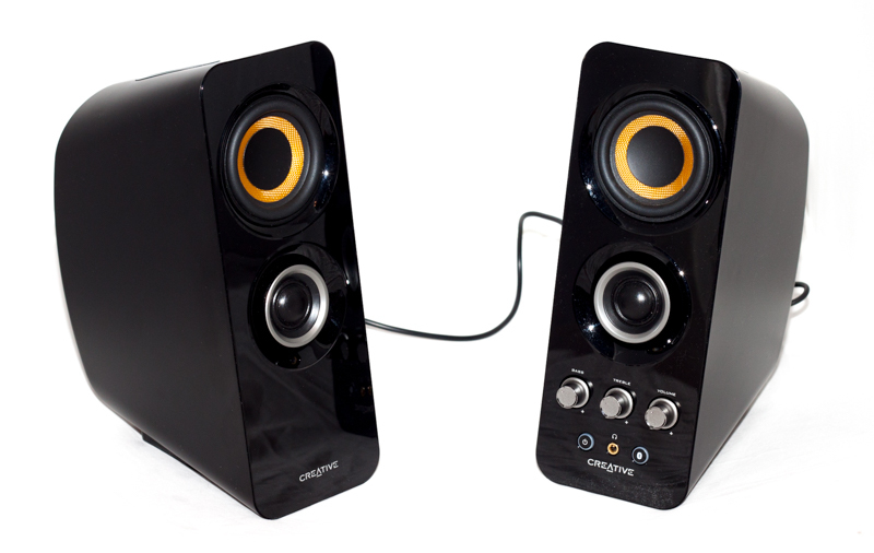 Creative T30 Wireless Bluethooth 2.0 Speakers with NFC image