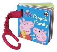 Peppa Pig: Peppa's Family Buggy Book by Ladybird