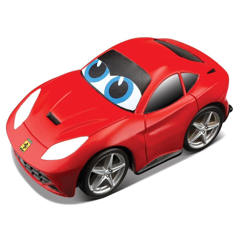 BB Junior: Ferrari - Test Track Playset with F12berlinetta image