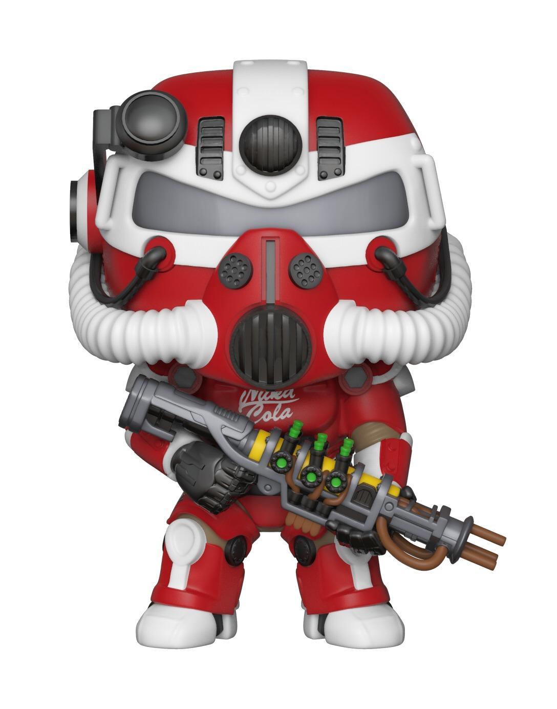 Fallout - T-51 Power (Nuka-Cola) Armour Pop! Vinyl Figure image