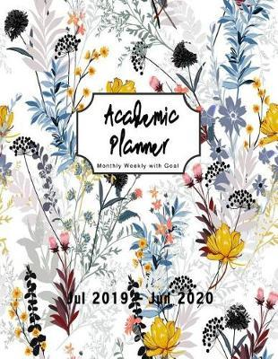 2019 - 2020 Academic Planner weekly by Chic Cool