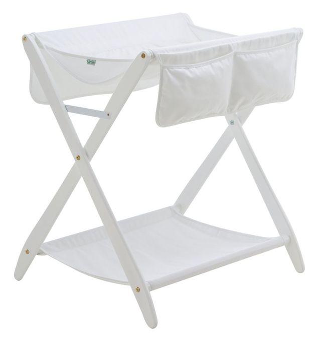 Cariboo: Folding Change Table - White