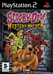 Scooby Doo Mystery Mahem for PS2