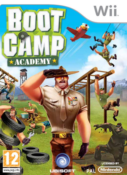 Boot Camp Academy for Wii