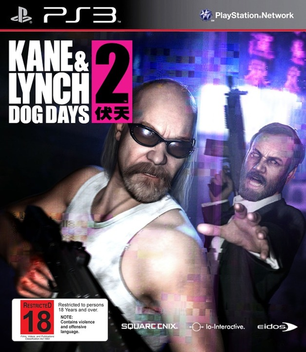 Kane & Lynch 2: Dog Days for PS3