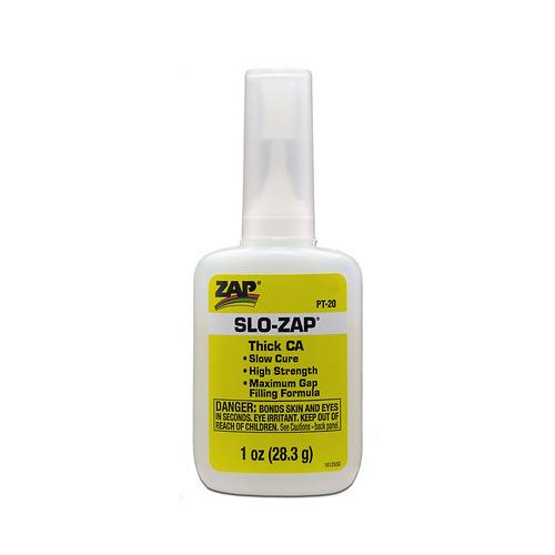 SLO-ZAP Thick CA- 28.3 g