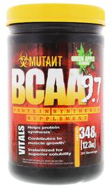 Mutant BCAA 9.7 - Green Apple (348g)