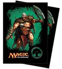 Magic: Mana 4 Deck Protectors - Garruk