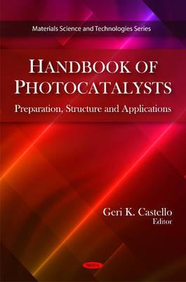 Handbook of Photocatalysts