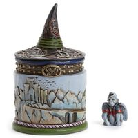 Wizard Of Oz - Witch Hat Treasure Box