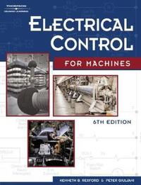 Electrical Control for Machines by Peter Guiliani image