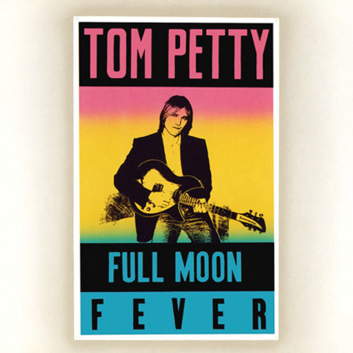 Full Moon Fever (LP) by Tom Petty And The Heartbreakers
