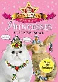 Princesses Sticker Book: Star Paws by MacMillan Children's Books