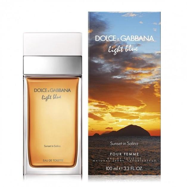 Dolce&Gabbana - Light Blue Sunset in Salina Perfume (100ml, EDT)