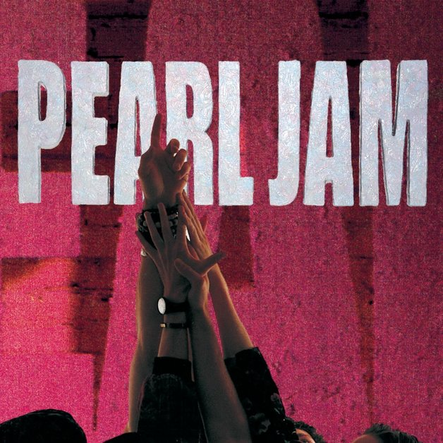 Ten (LP) by Pearl Jam